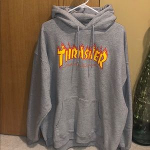 Trasher Pullover Hoodie